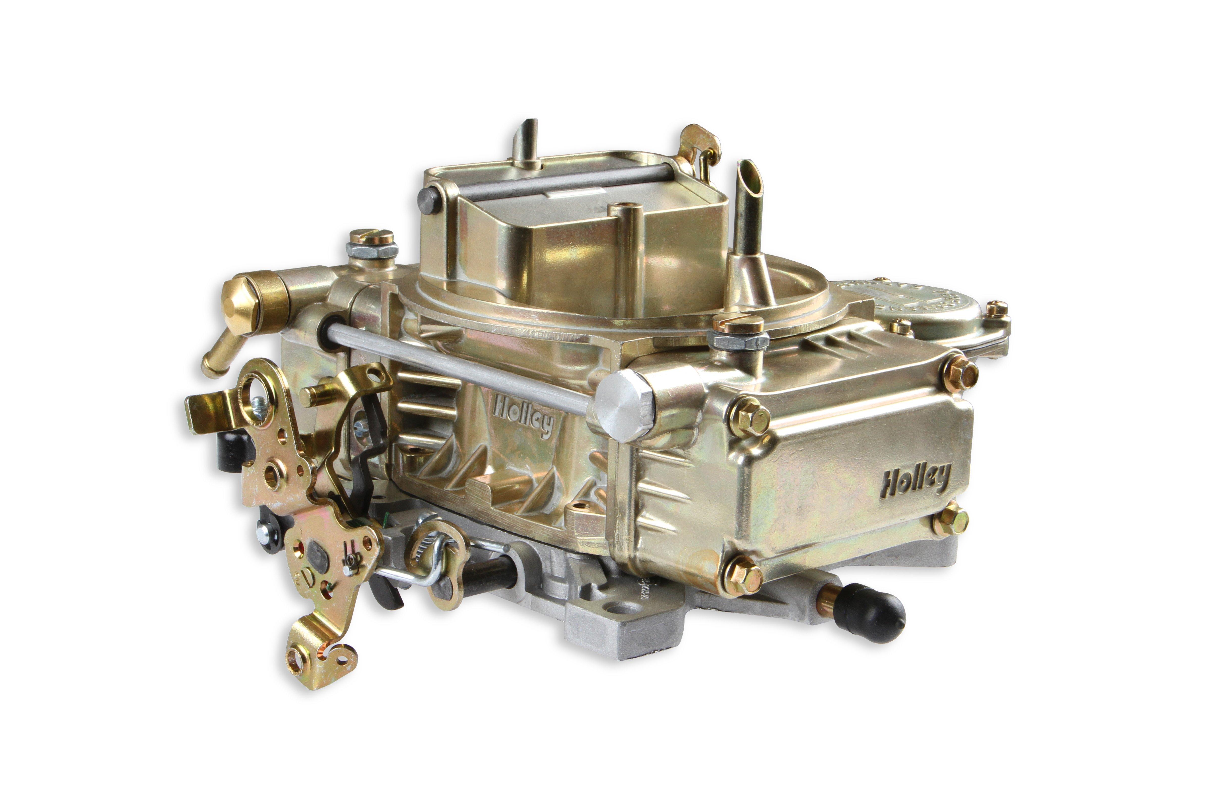 HOLLEY MODEL 4160 UNIVERSAL MARINE 4 BARREL CARBURETOR KIT W//NONADJUSTABLE FLOAT