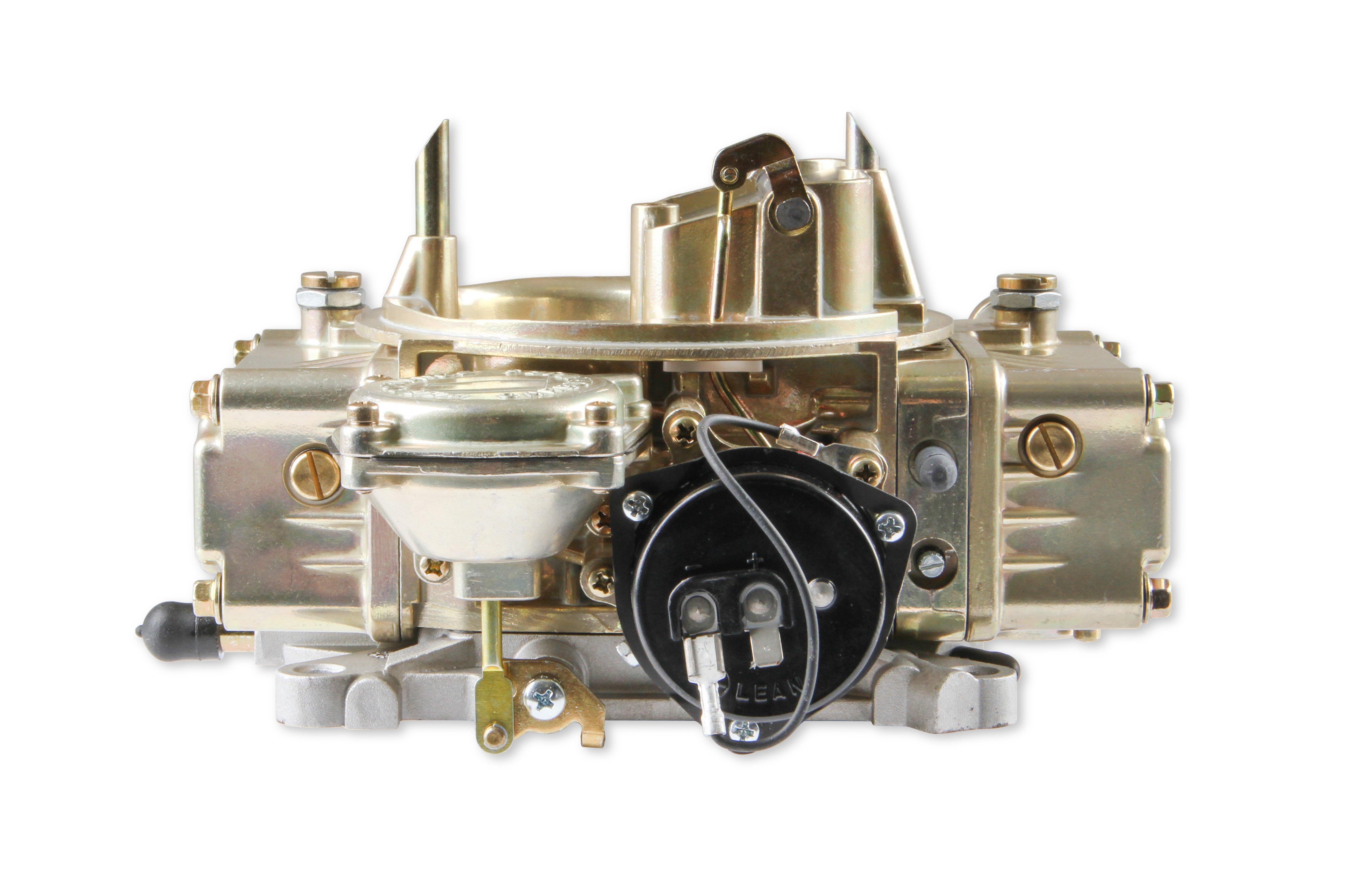 390, 4 Barrel Carburetor Holley 600 The Right Stuff DPC6603 Fuel Pump to Carburetor Line