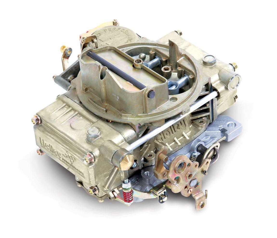 600 CFM Classic Holley Carburetor