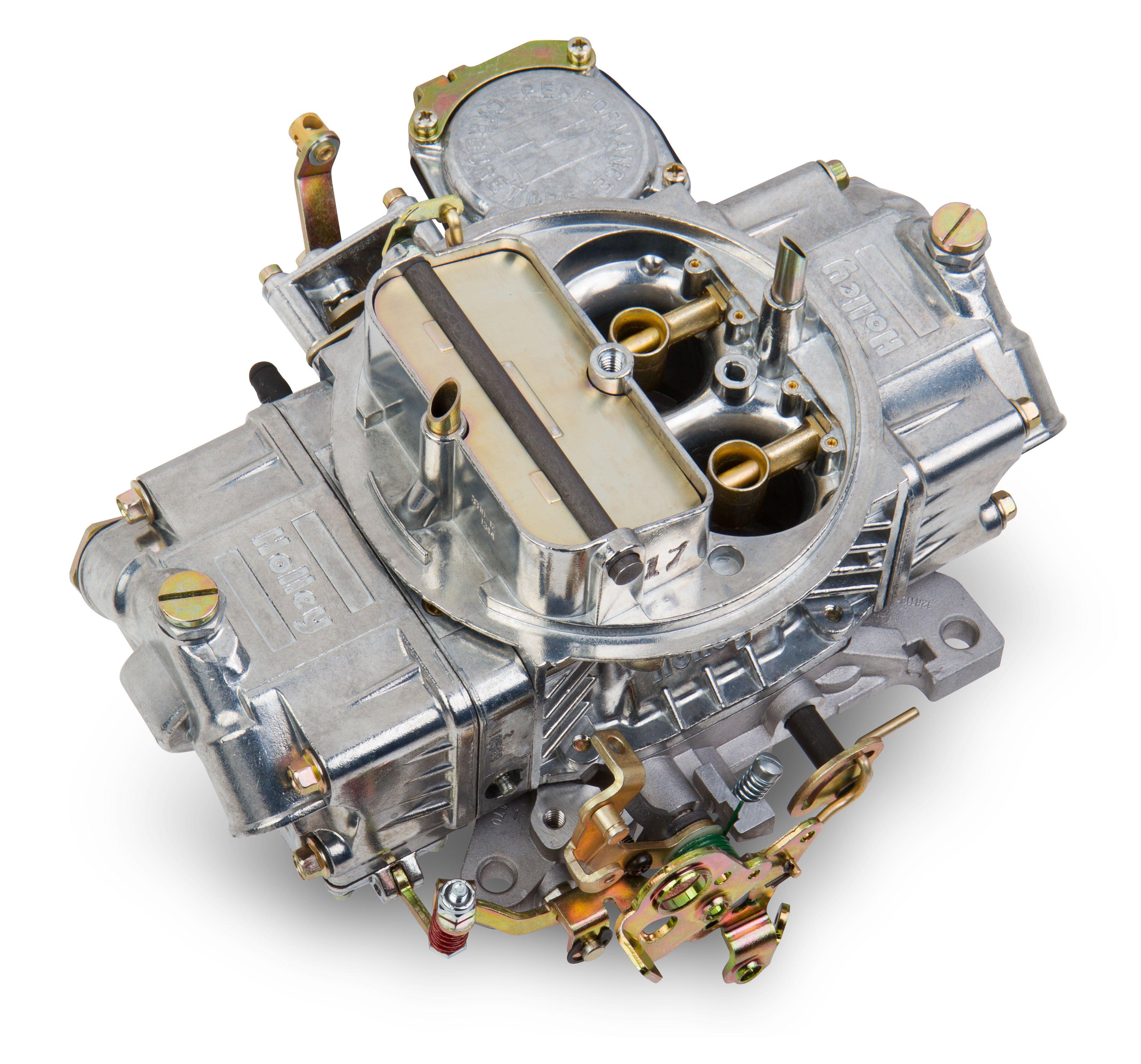 750 CFM Classic Holley Carburetor
