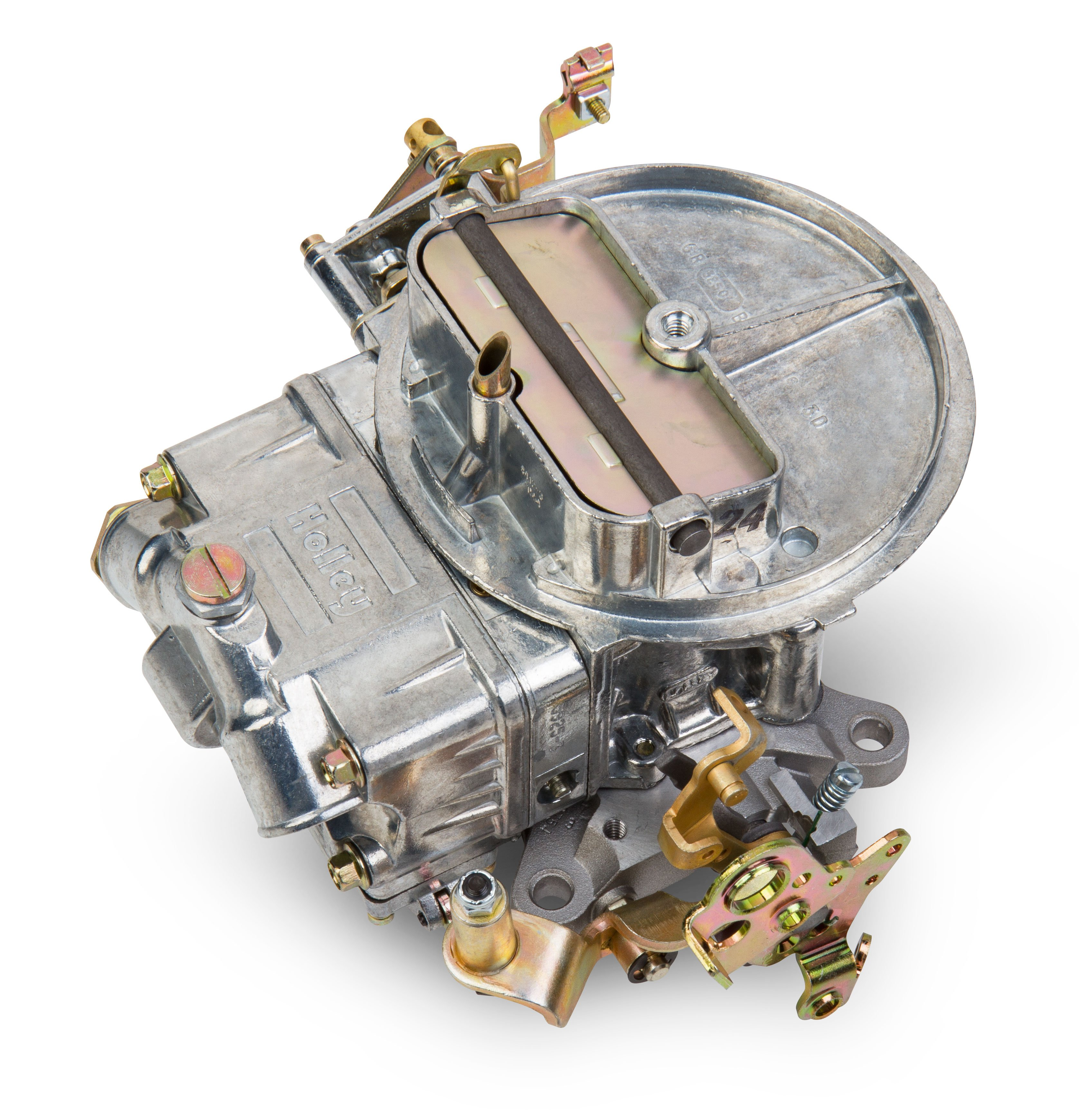 500 CFM Performance 2BBL Carburetor. 500 CFM Performance 2BBL Carburetor. Manual  Choke Shiny Finish