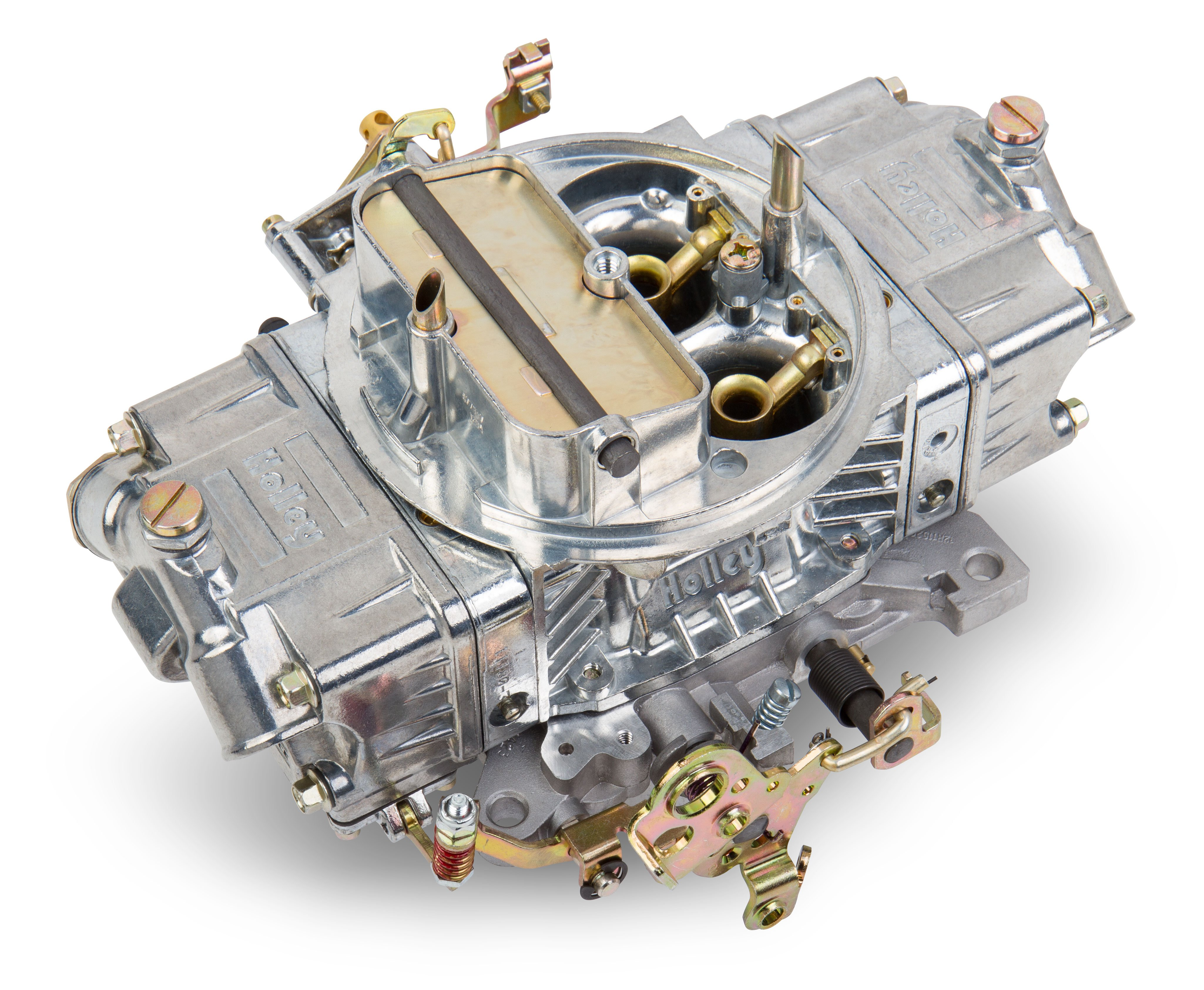 Holley 0-4777c carburetor 650 cfm double pumper 4-barrel manual.