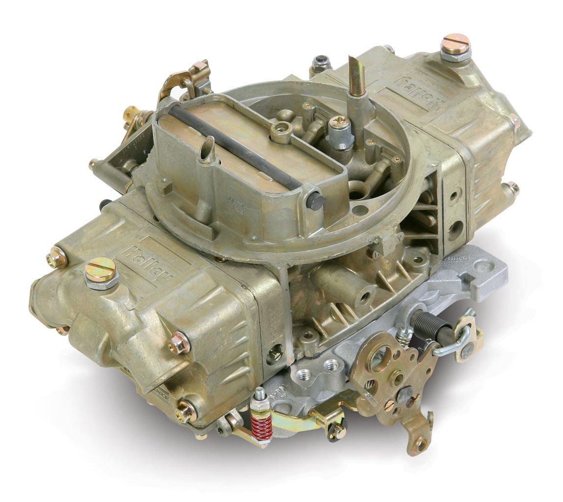 0-4780C - 800 CFM Double Pumper Carburetor Image