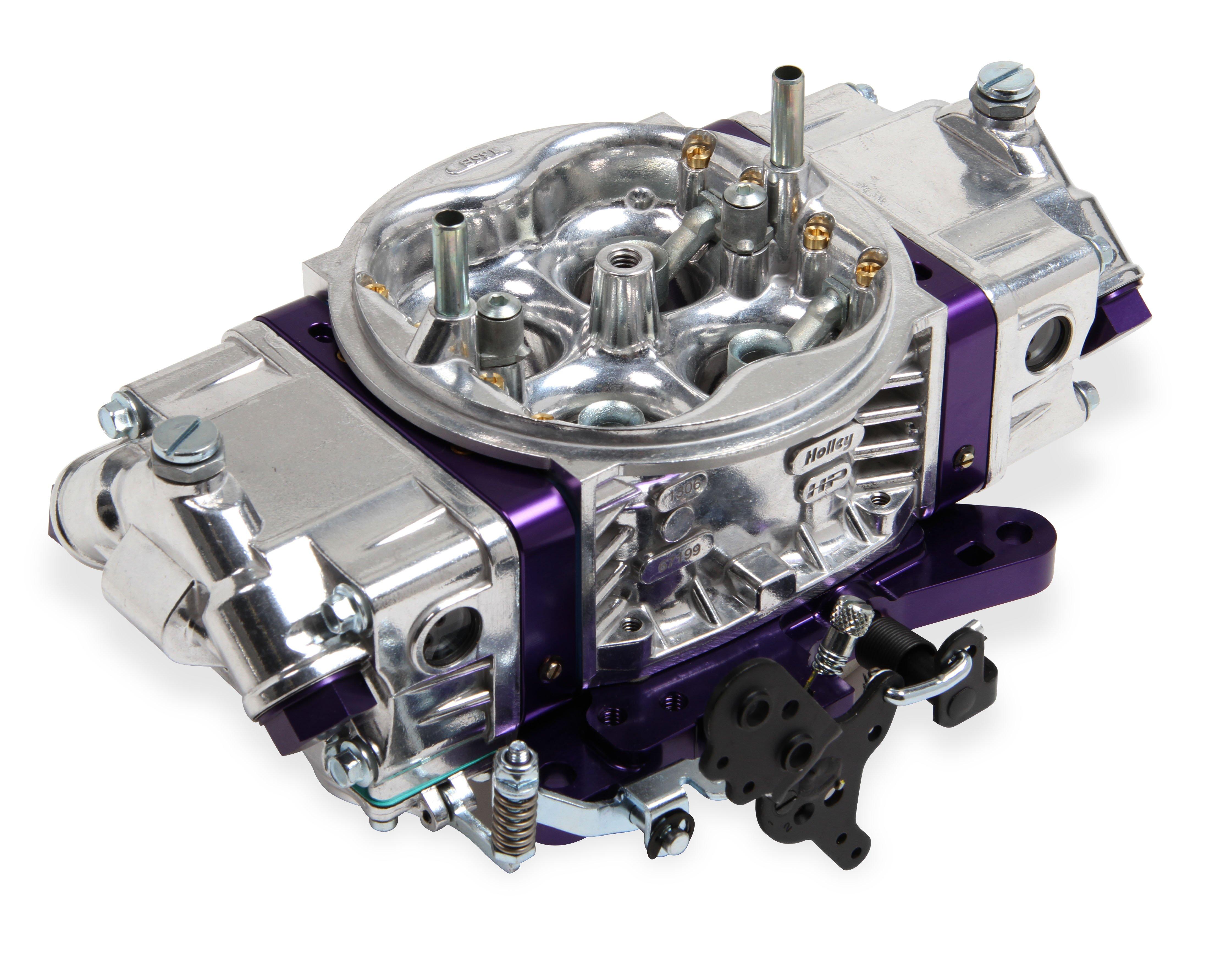 750 CFM Track Warrior Carburetor