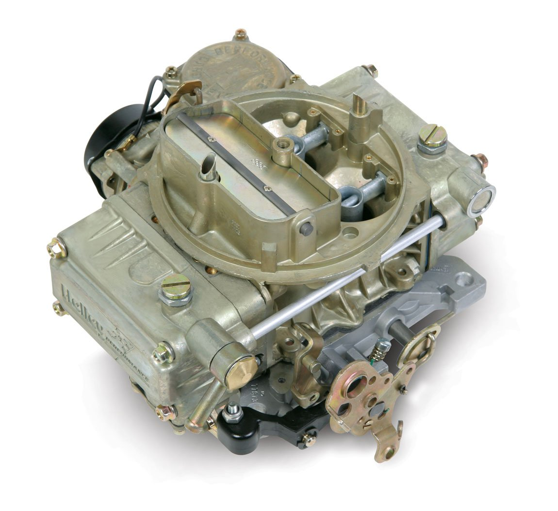 Holley 0-8007 390 CFM Classic Holley Carburetor