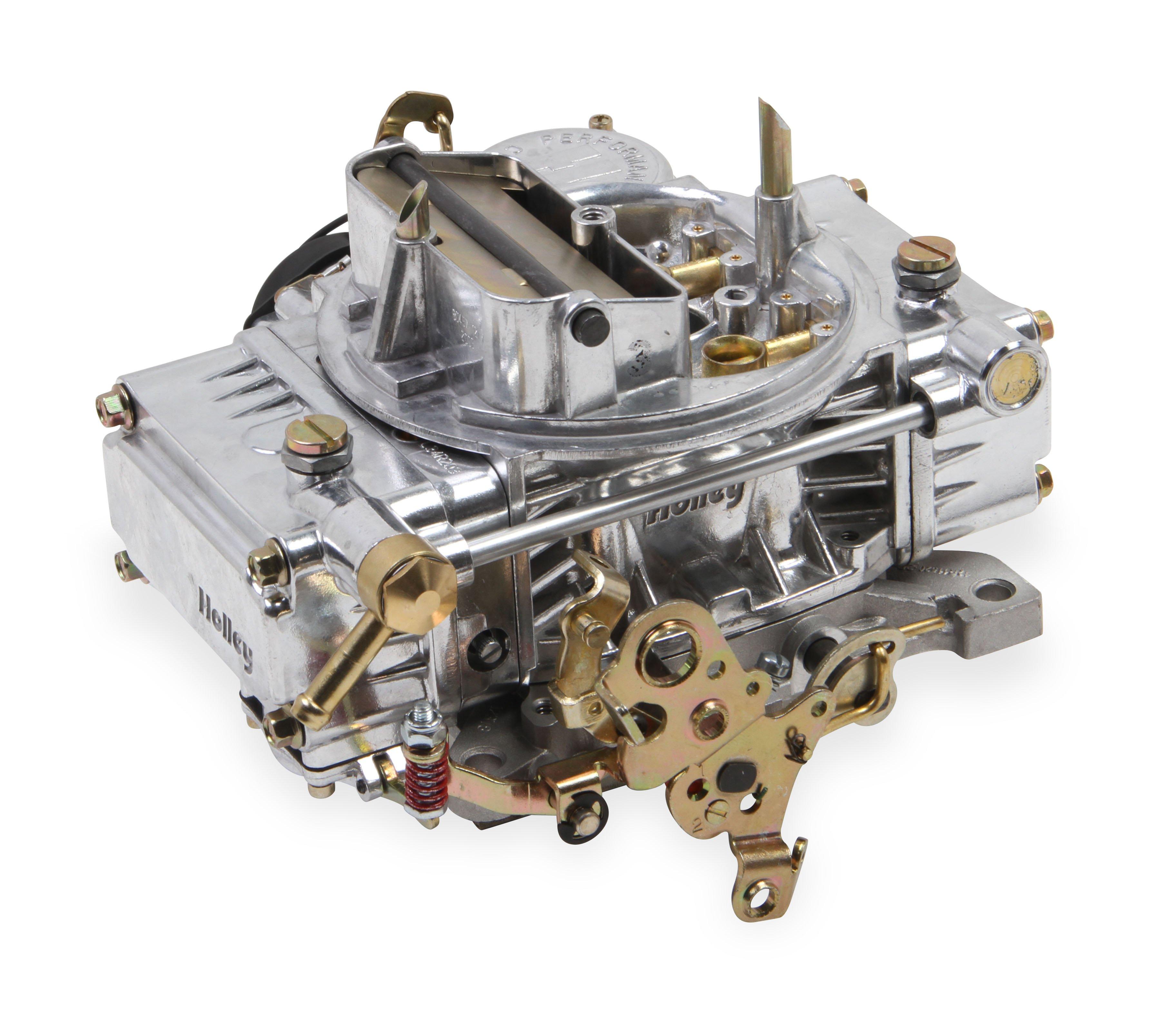 0-80457SA - 600 CFM Classic Holley Carburetor Image