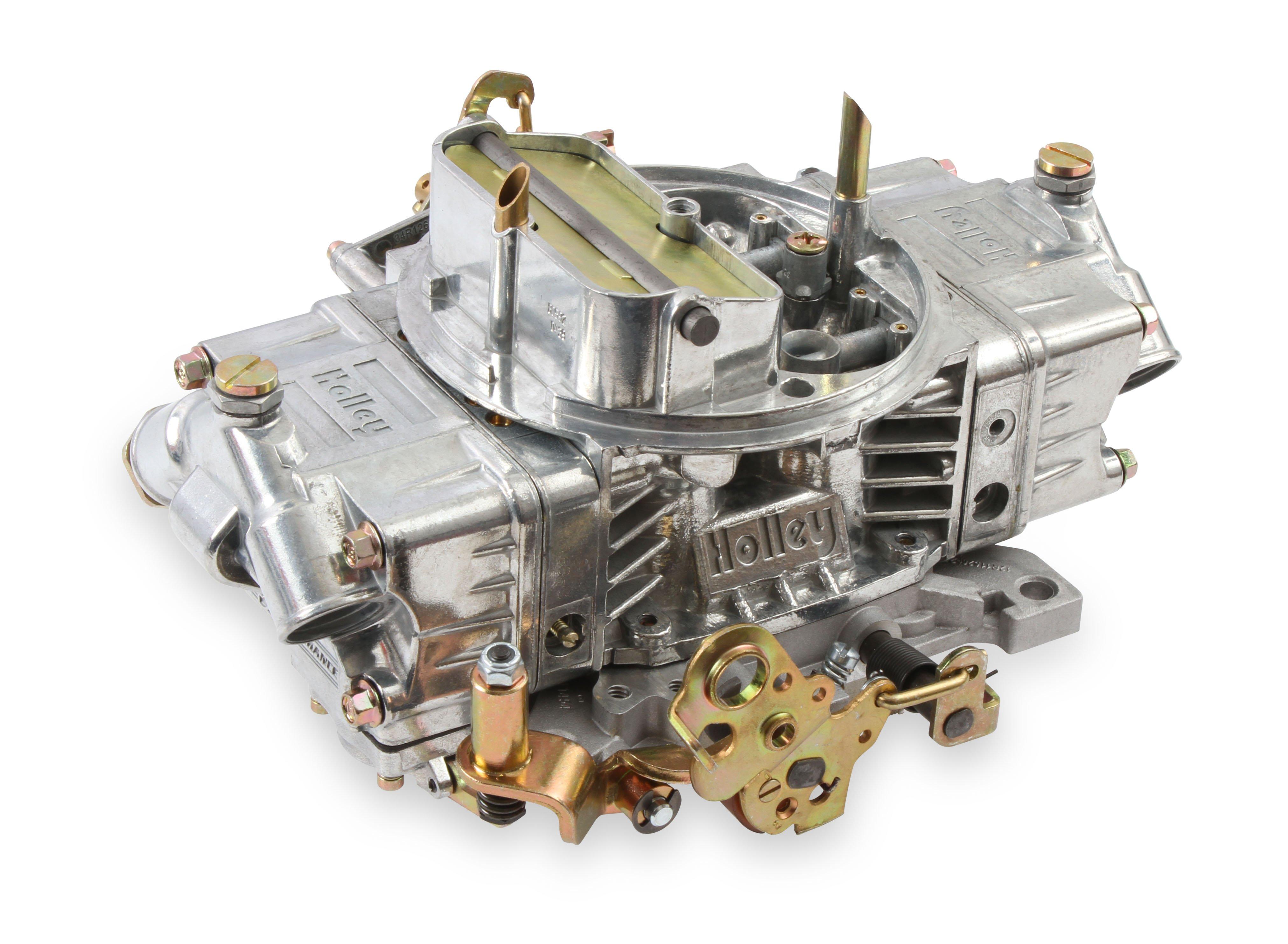 Chrome Throttle Return Dual Spring Bracket Edelbrock Holley 4150 4160 Carburetor