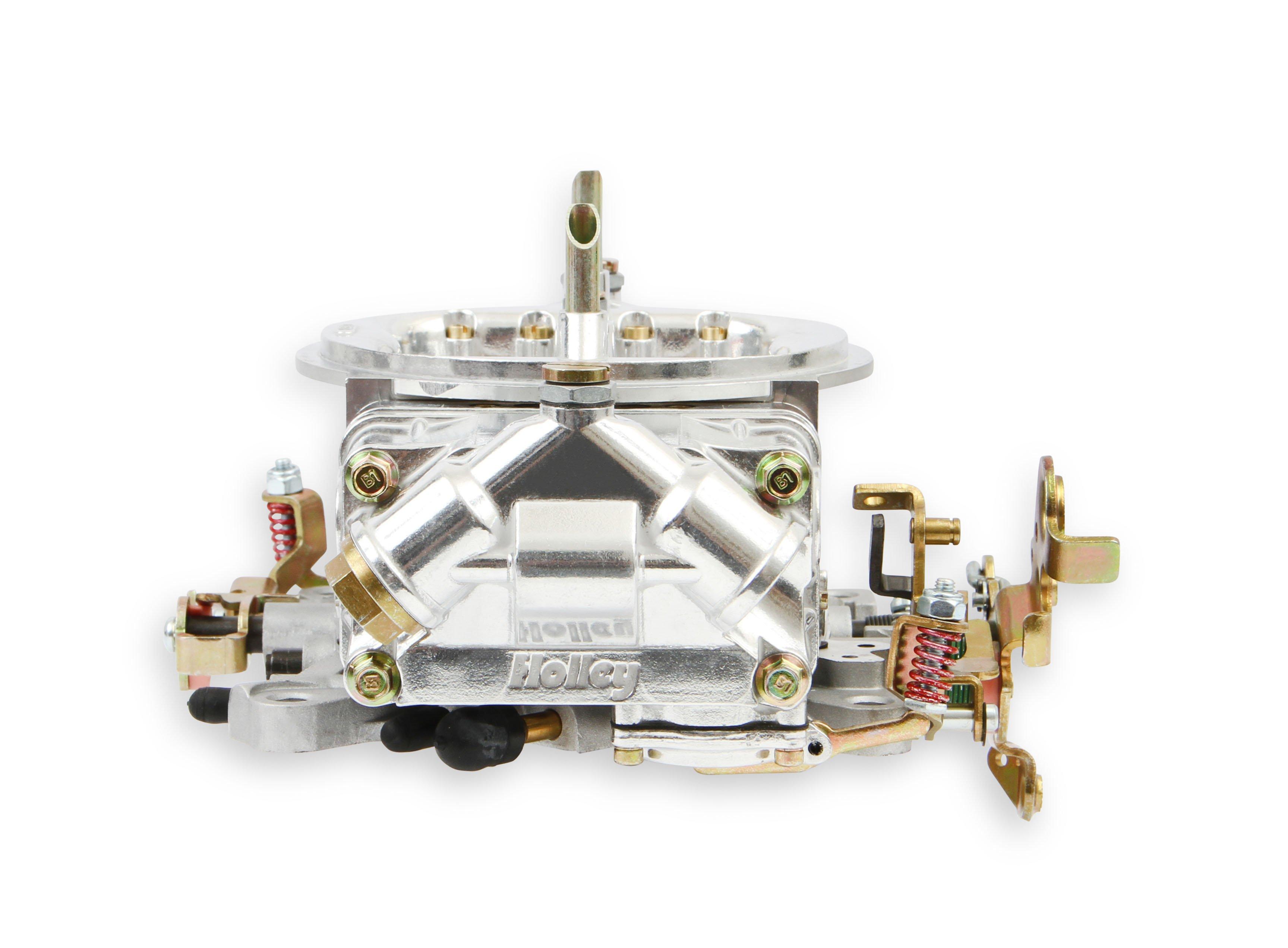 QUICK FUEL 850 CFM Carburetor Center Main Body ALUMINUM FITS HOLLEY HP 6-850