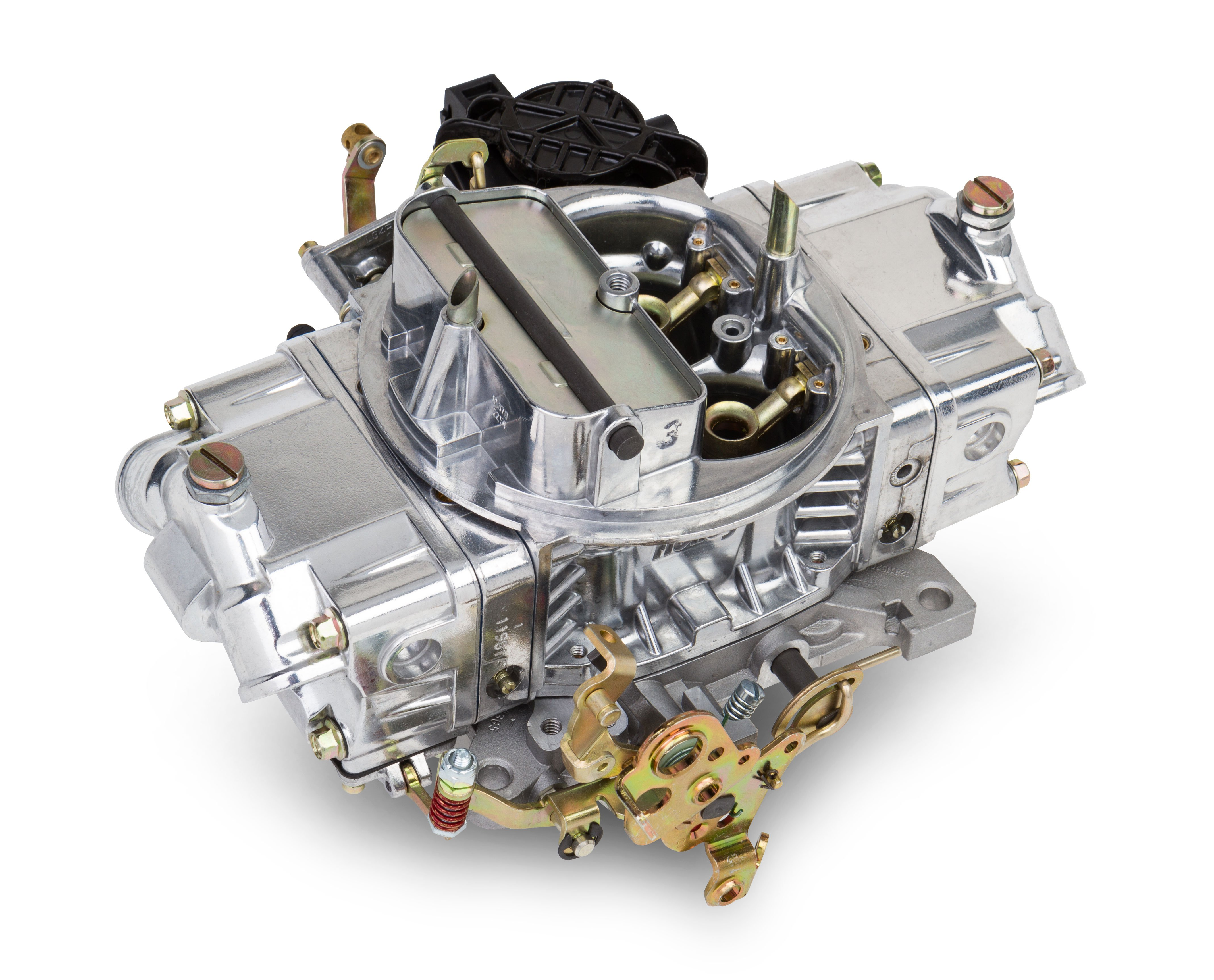 Holley 0-85770 770 CFM Street Avenger - Aluminum Carburetor