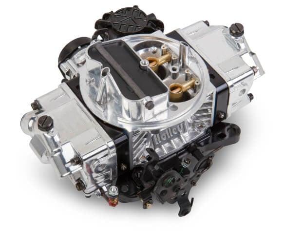 870 CFM Ultra Street Avenger Carburetor w/Black Billet