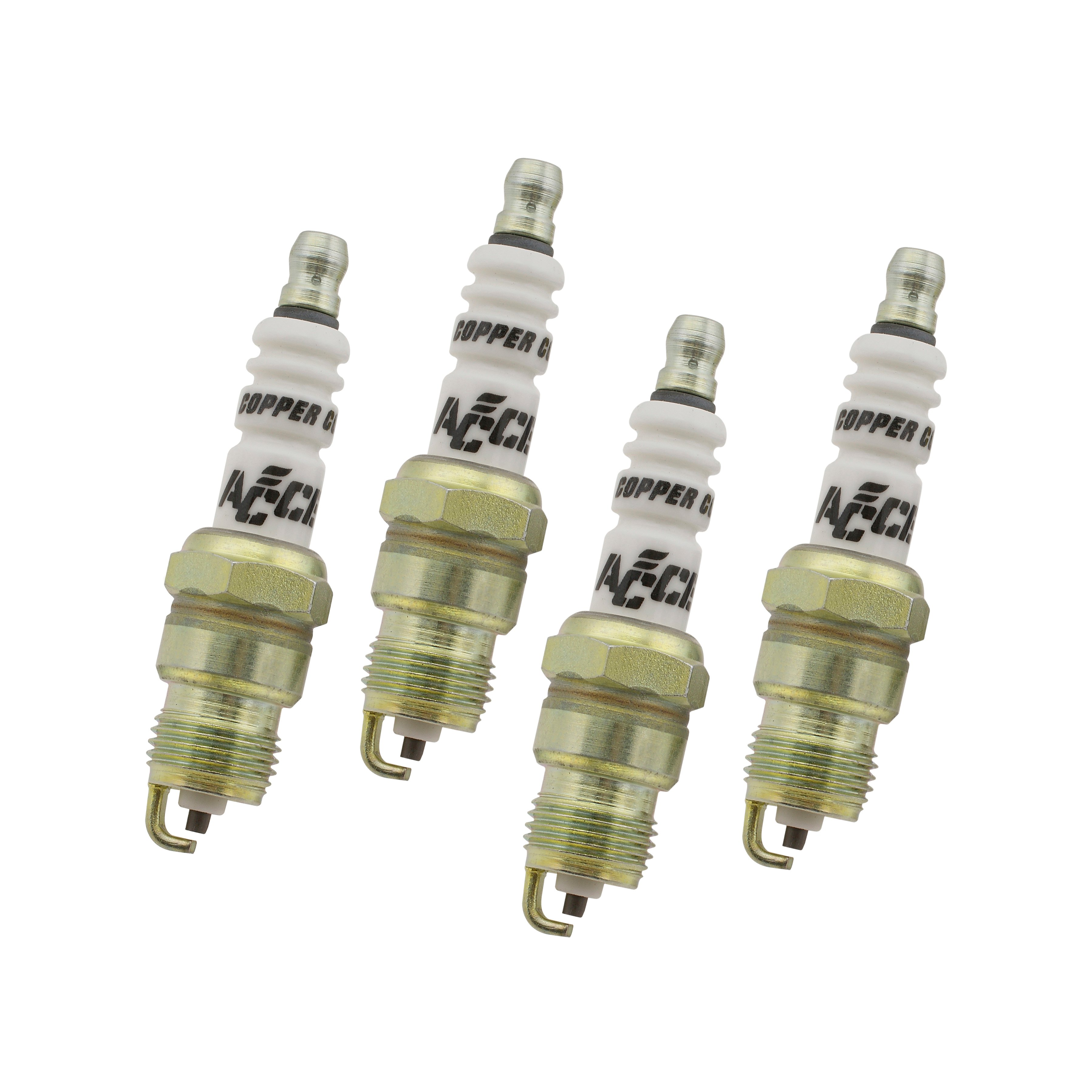 HP Copper Spark Plug - Shorty