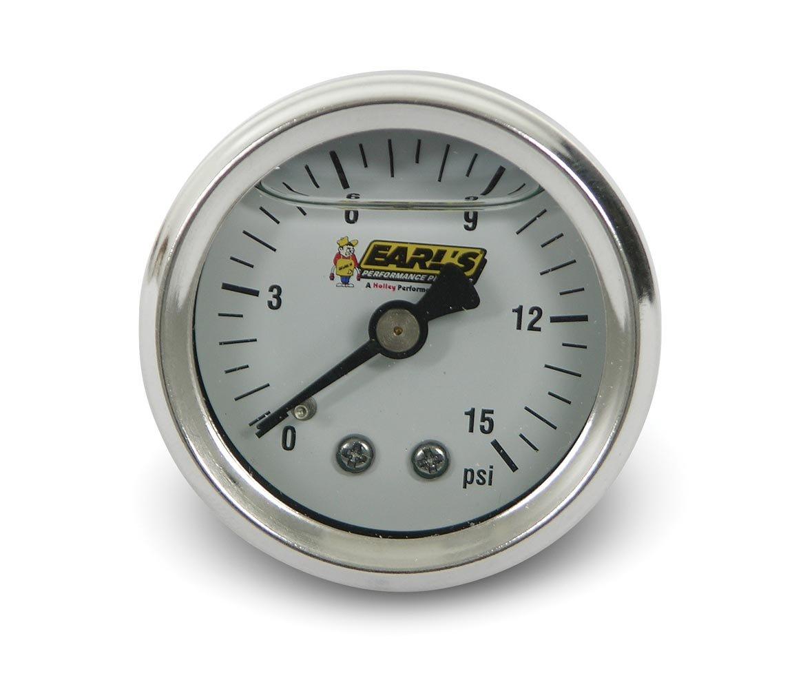 Earls erl fuel pressure gauge
