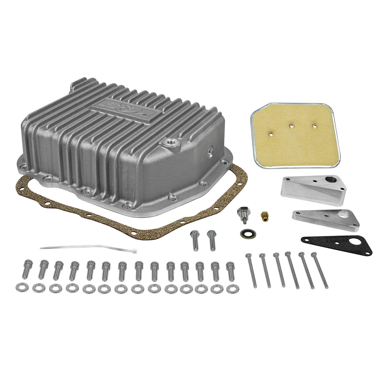 chrysler 47re transmission fluid capacity