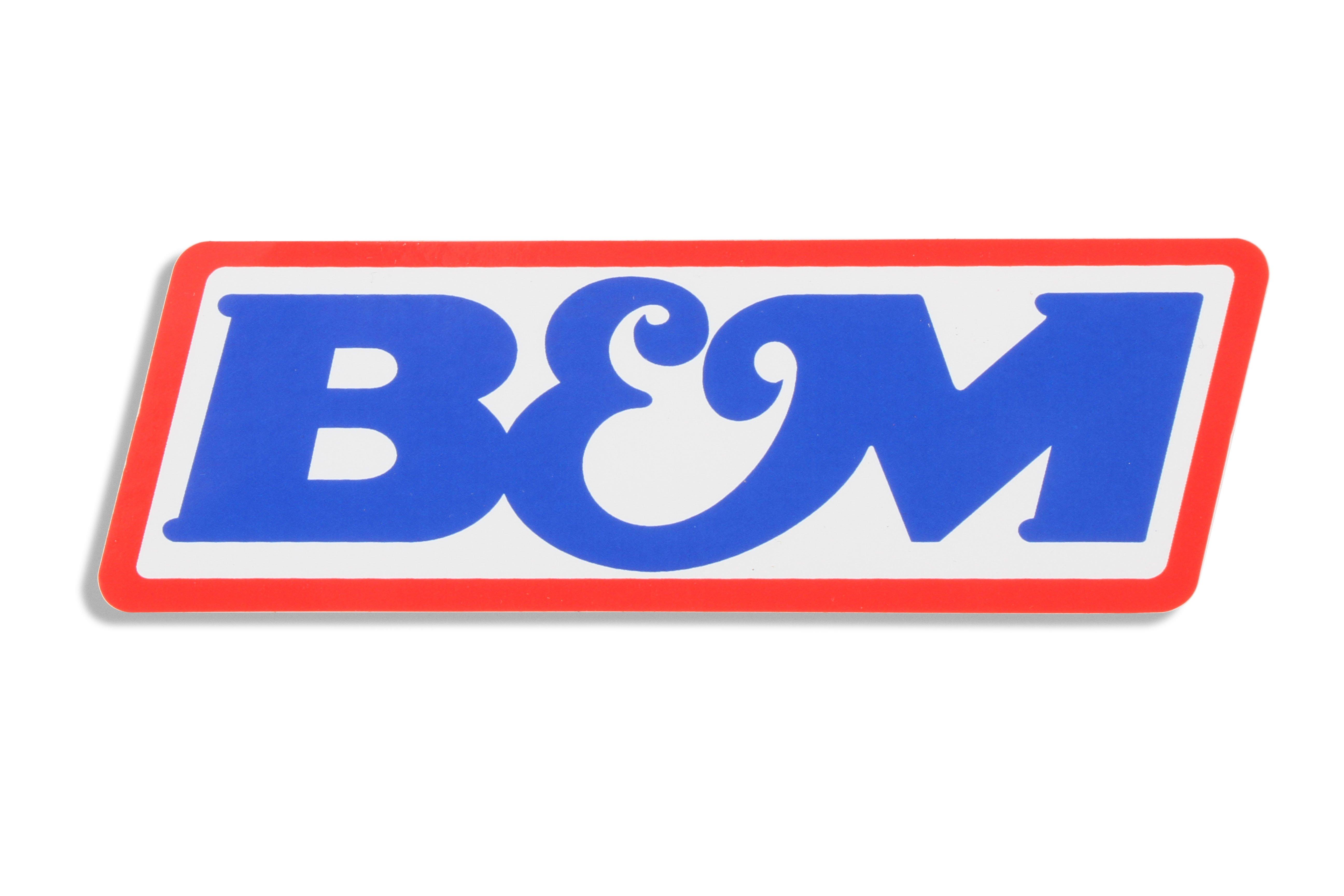 B&M 10280 B&M Hi-Tek Deep Transmission Pan - Aluminum