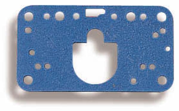 Pack of 2 Holley 108-90-2 Blue Metering Block Gasket