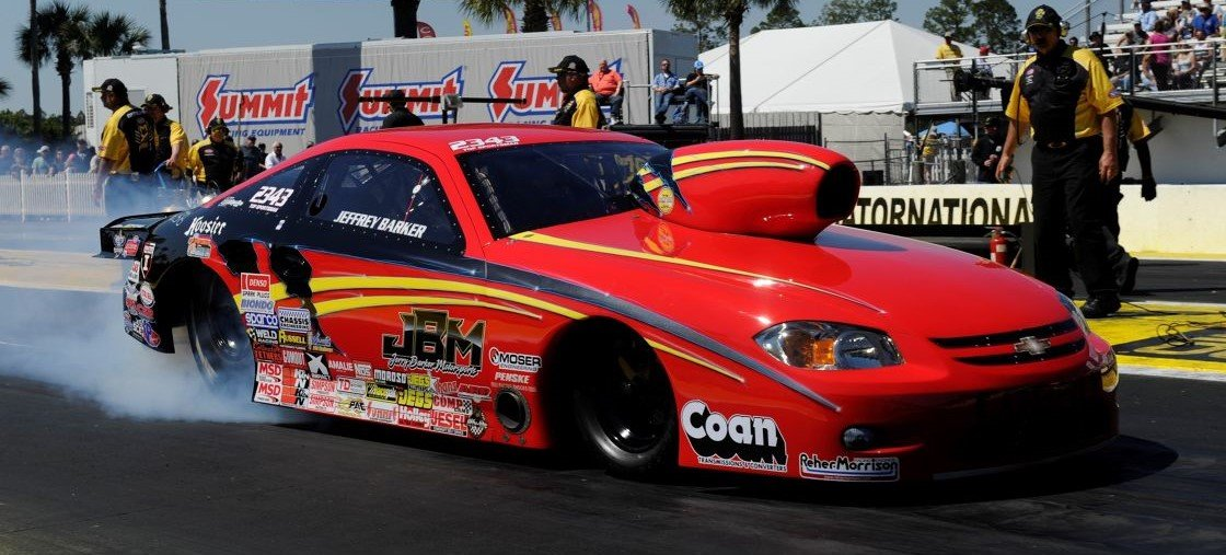 Barker Doubles Up in Gainesville, Massel Rules NMCA in Bradenton