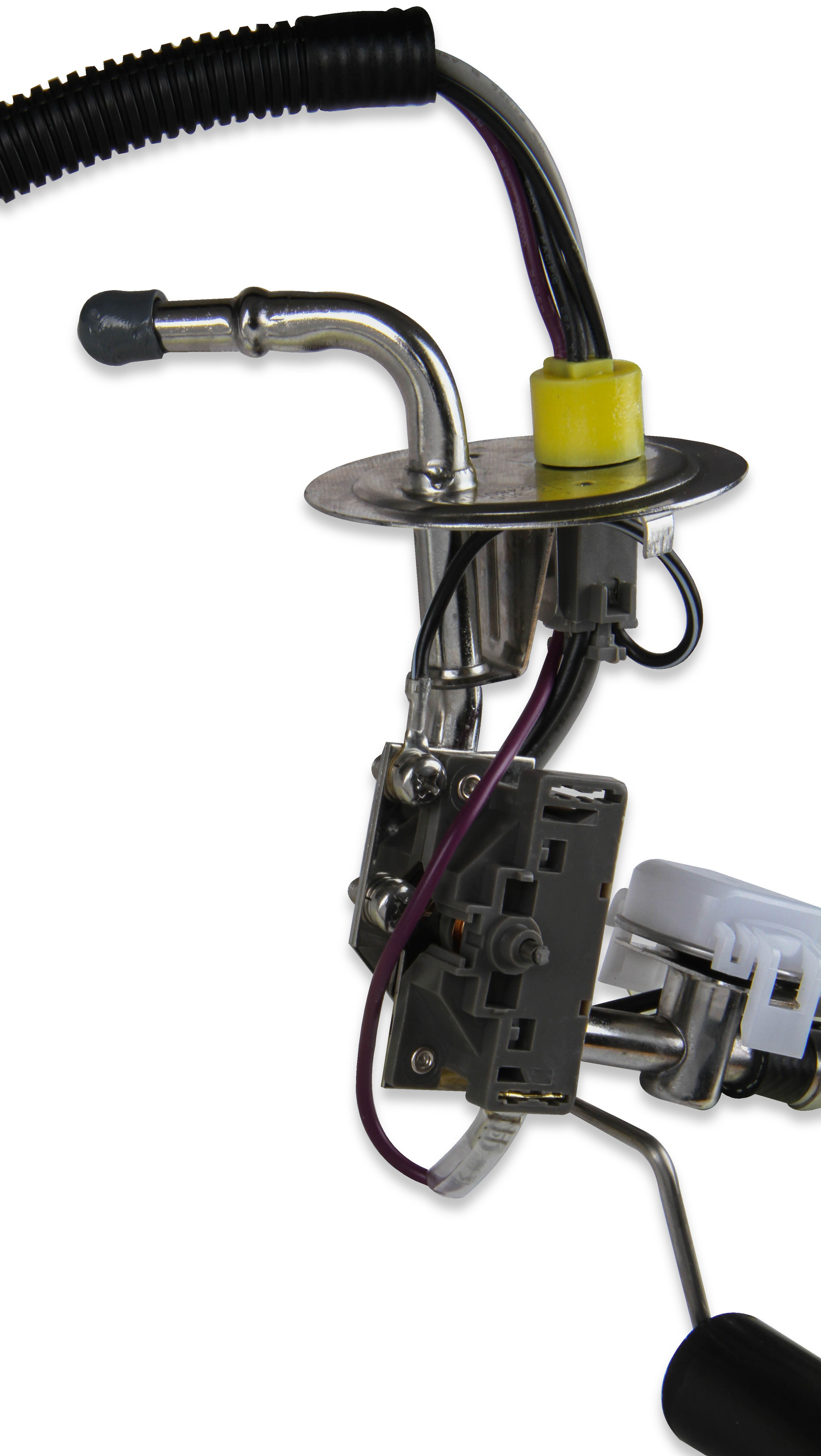 CUSTOM Electric Fuel Pump Strainer /& Connect Wire /& Clamps /& Gasket /& Cover 200