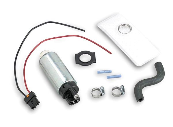 holley 12 902 255 lph in tank electric fuel pump12 902 255 lph in tank electric fuel pump image