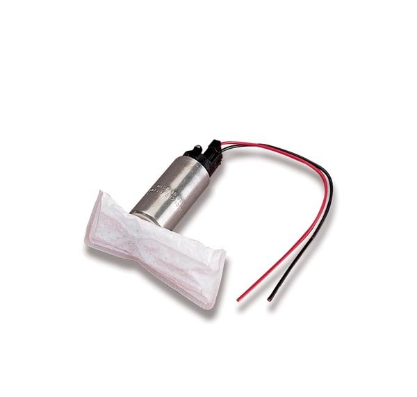 holley 12 912 155 lph in tank electric fuel pump12 912 155 lph in tank electric fuel pump image