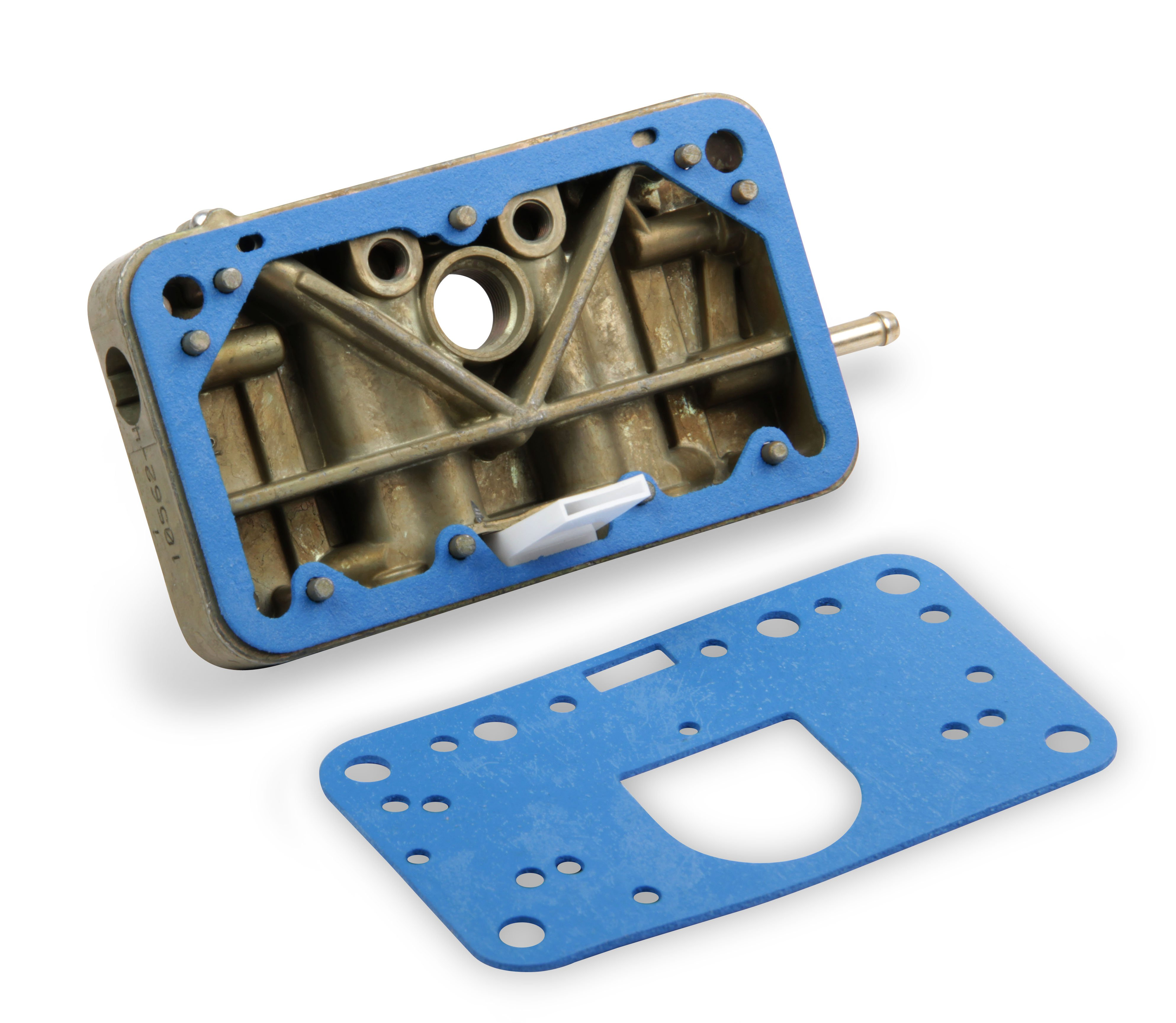 Metering Blocks and Plates - Holley Performance Products