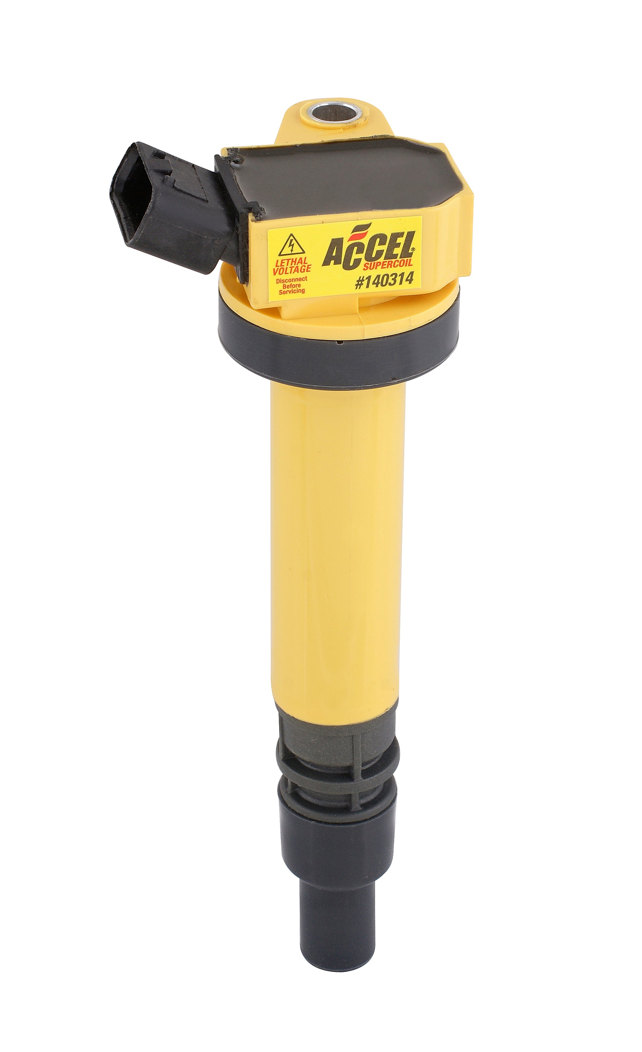 on Accel Super Ignition Coils