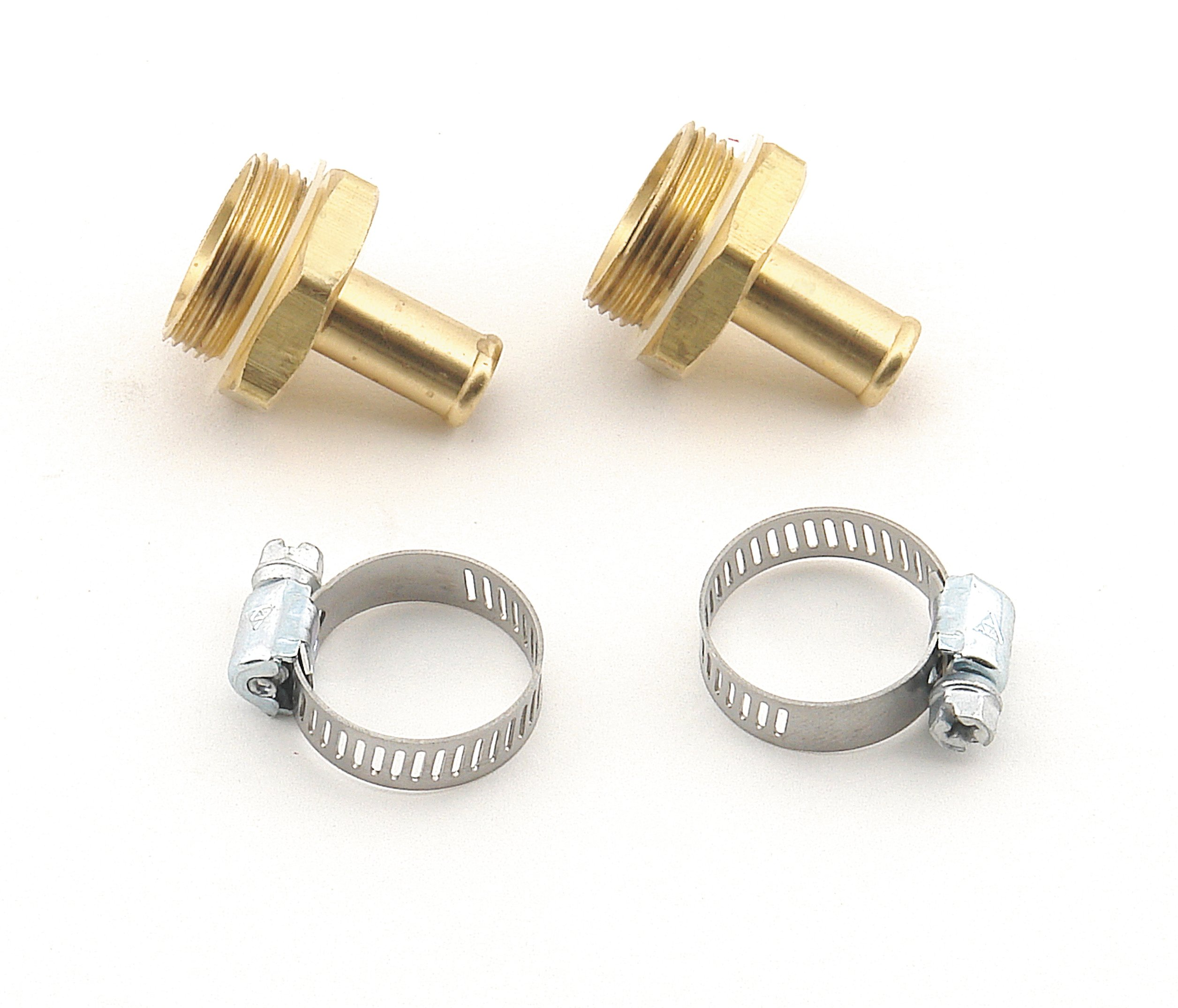 Mr gasket carburetor inlet fittings quot male