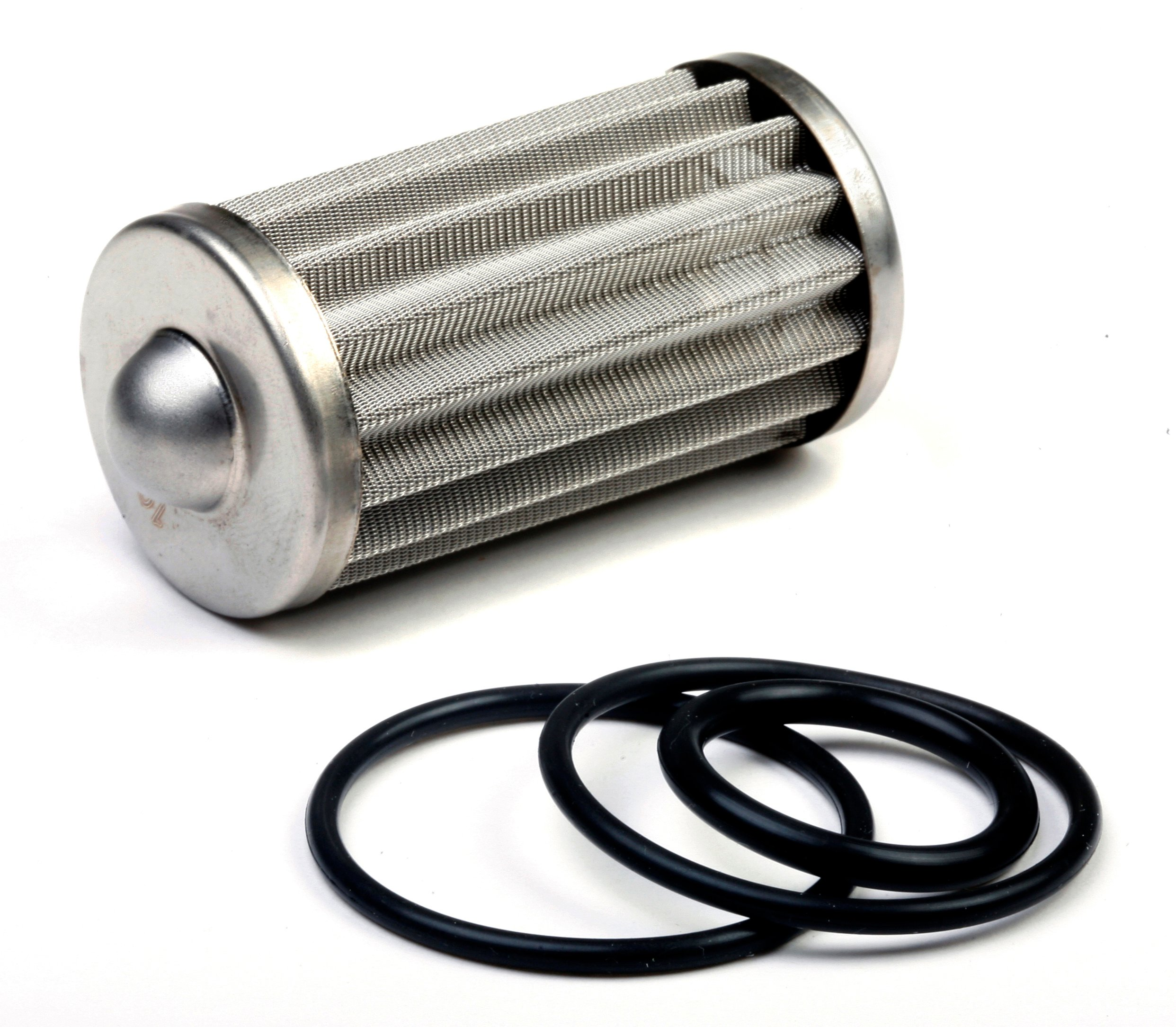 Holley 162-558 Fuel Filter Element and O-ring Kit
