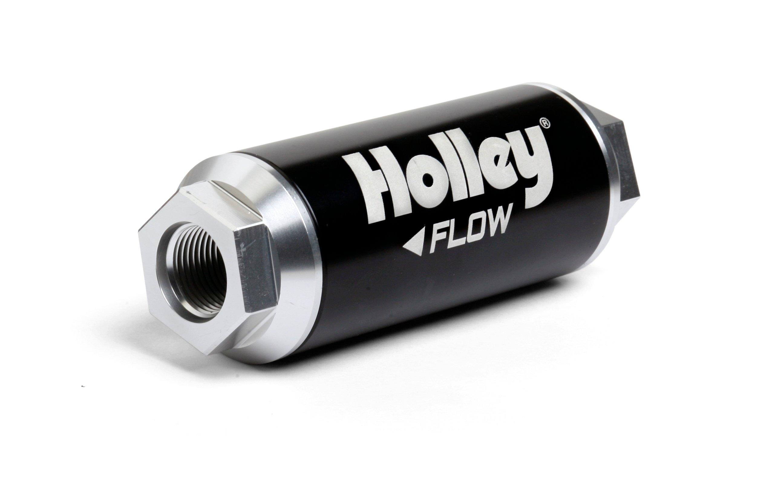 162-572 - 260 GPH Billet Dominator Fuel Filter Image