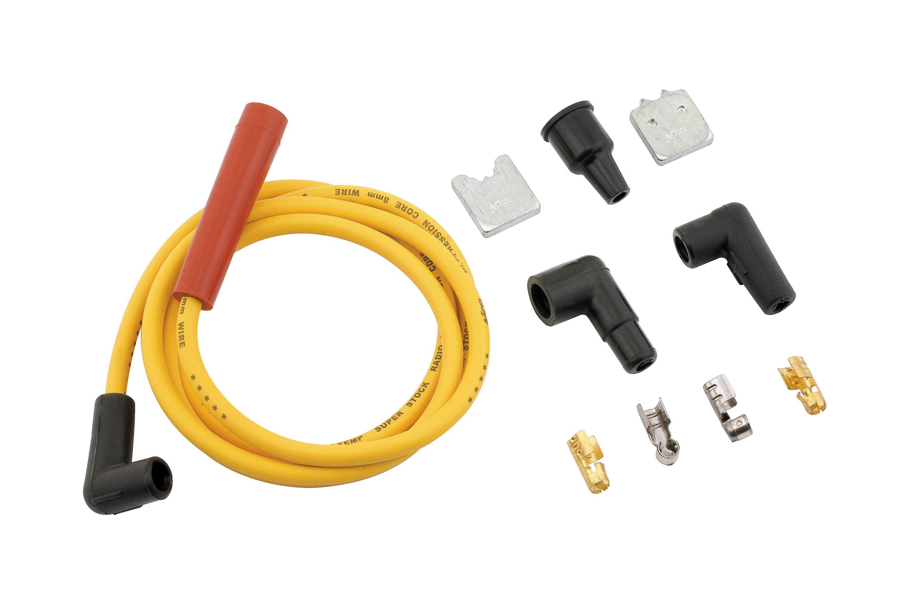 ACCEL 170500 Single Wire Replacement Kit - Staight and 90° Spark ...