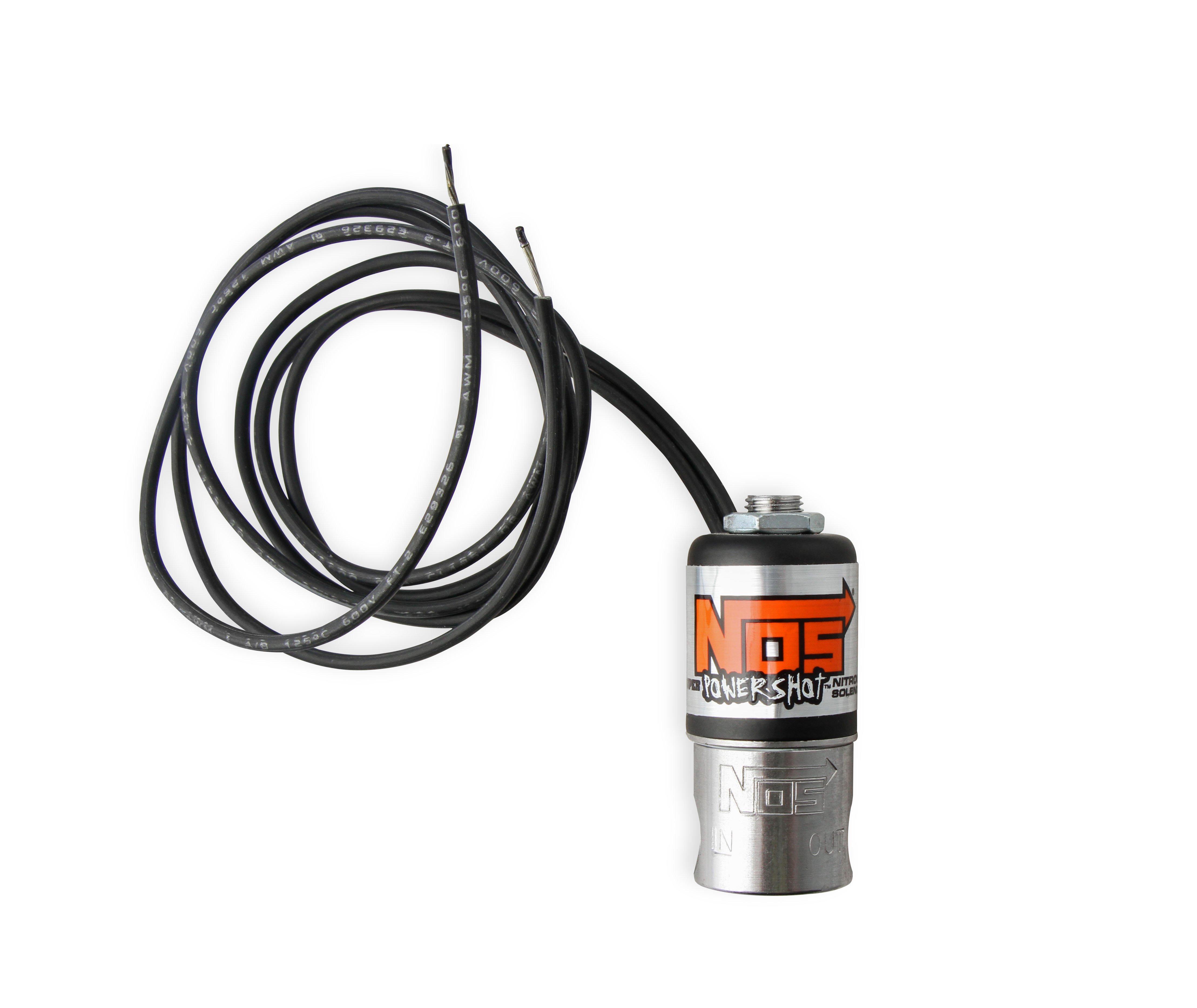NOS 18046NOS Super Pro Shot Nitrous Solenoid
