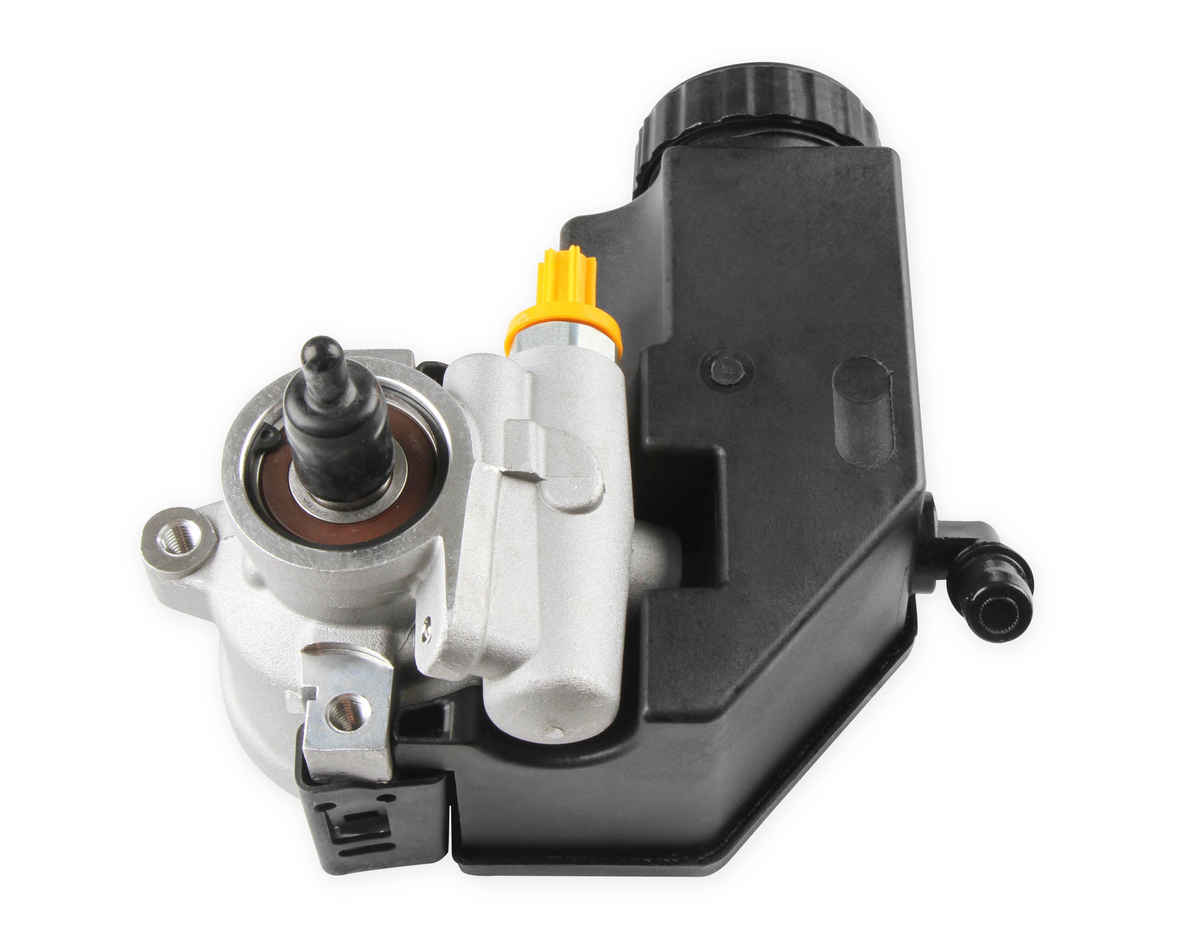 Saginaw Power Steering Pump >> Holley 198 101 Power Steering Pump Assembly