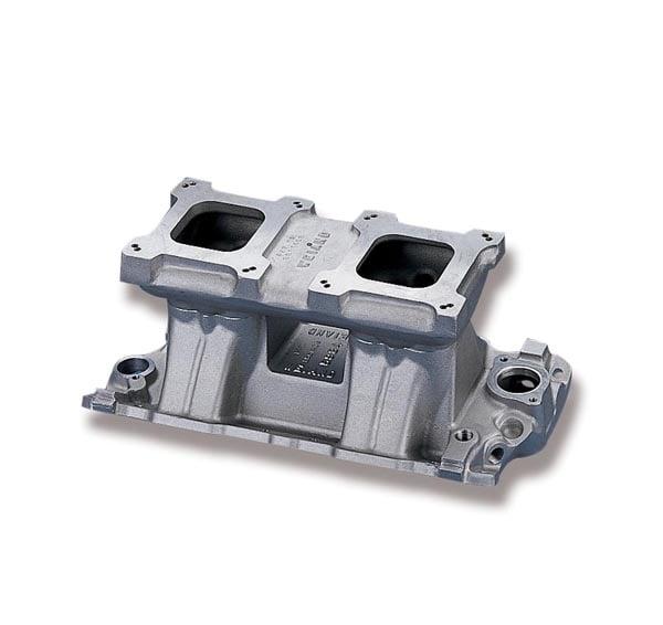 V8 Intake Manifold : Weiand wnd hi ram intake chevy small block v