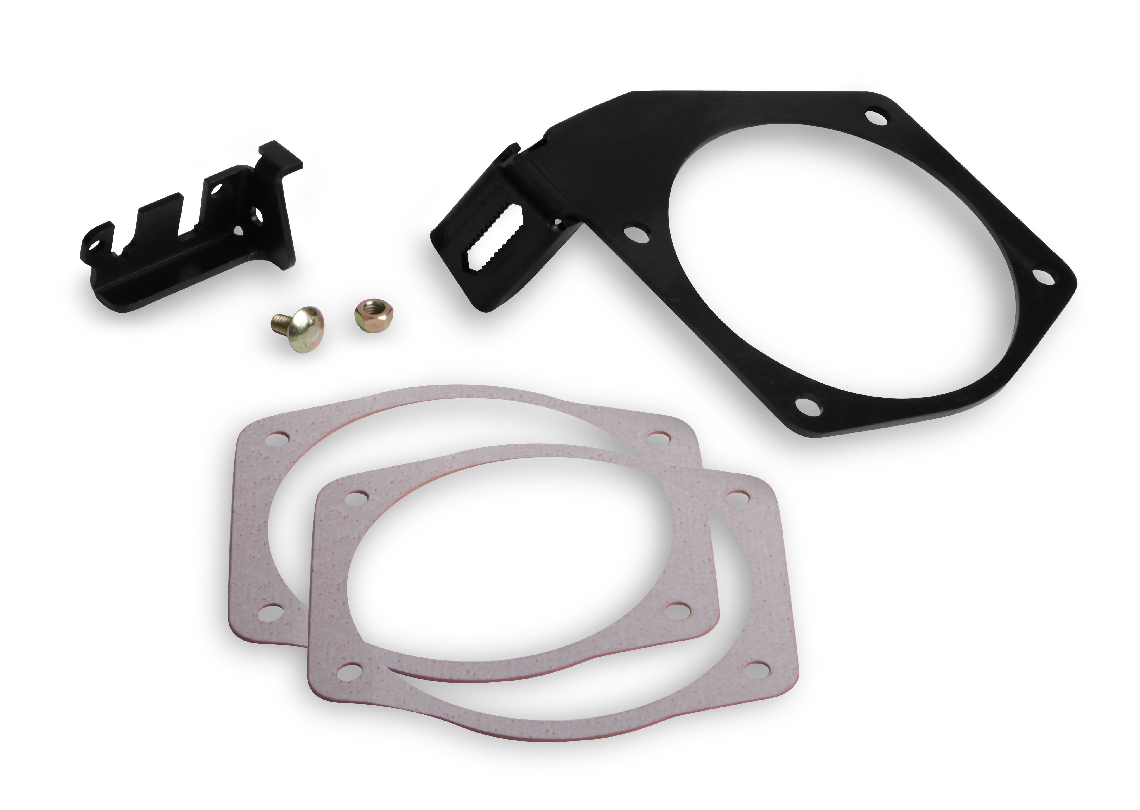 Throttle Cable Bracket GM LS Engines FiTECH FUEL INJECTION 70063