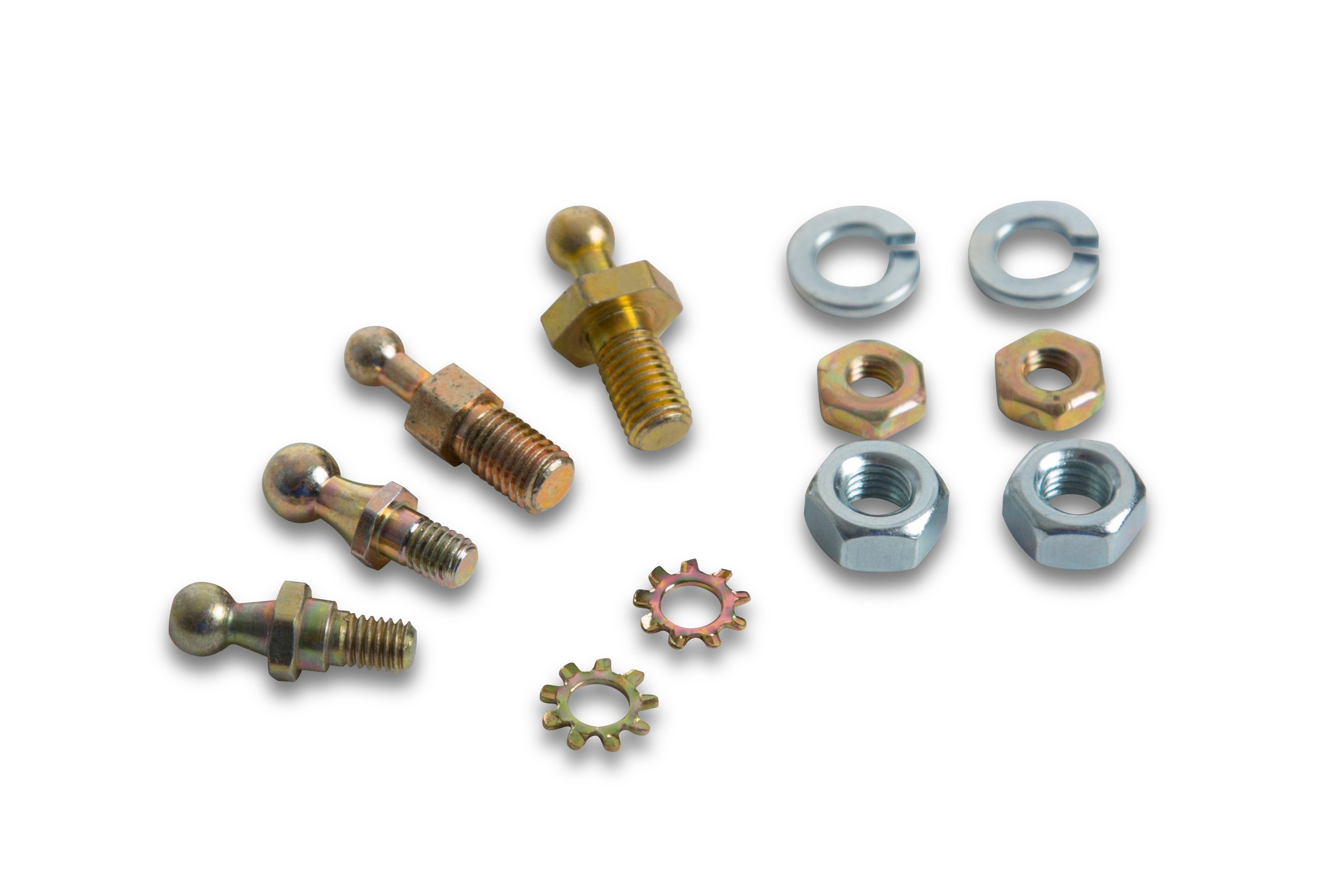 Brackets And Linkage Holley Performance Products Wiring Msd 6 Into 1978 Ford Carburetor Throttle Ball Assortment