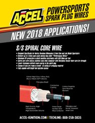2018 ACCEL wires