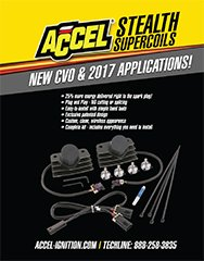 Accel Stealth Super Coils