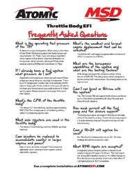 atomic efi facts