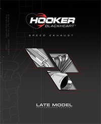 Hooker Blackheart Exhaust