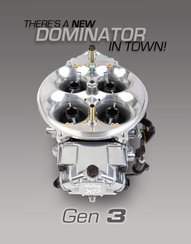 Gen 3 Dominator update