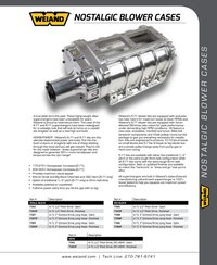 Weiand blower cases flyer
