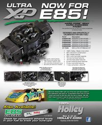 E85 XP carbs