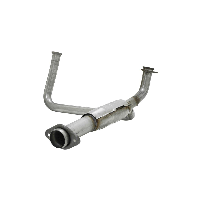 "Chevy GMC CK1500 CK2500 88-95 2.5/"" Dual Exhaust Flowmaster 50 weld on tip"