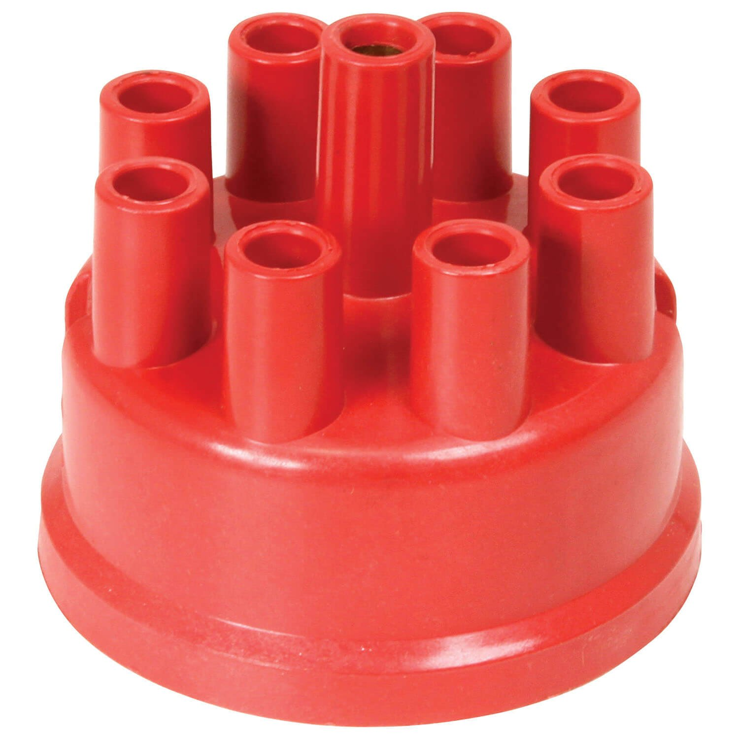 Mallory Distributor Cap, 8-Cylinder, Socket Style