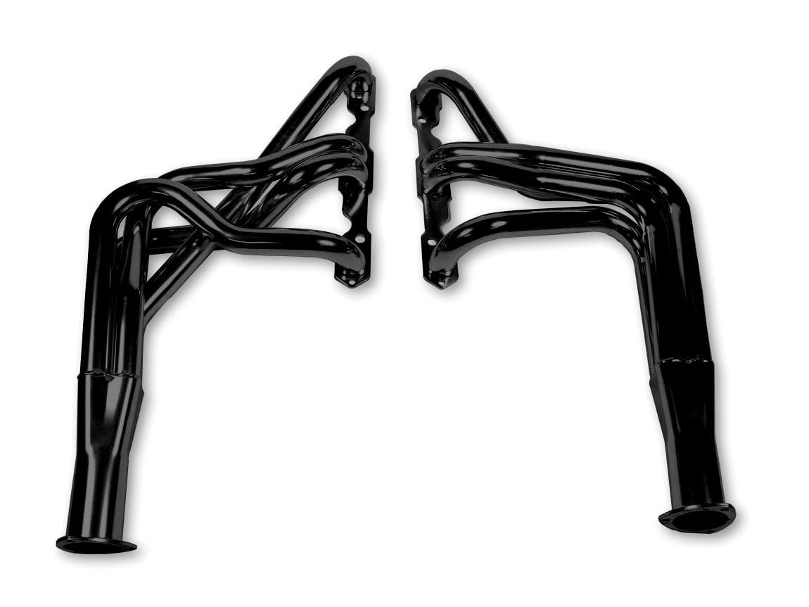 hooker 2117-3hkr hooker super competition long tube header - black
