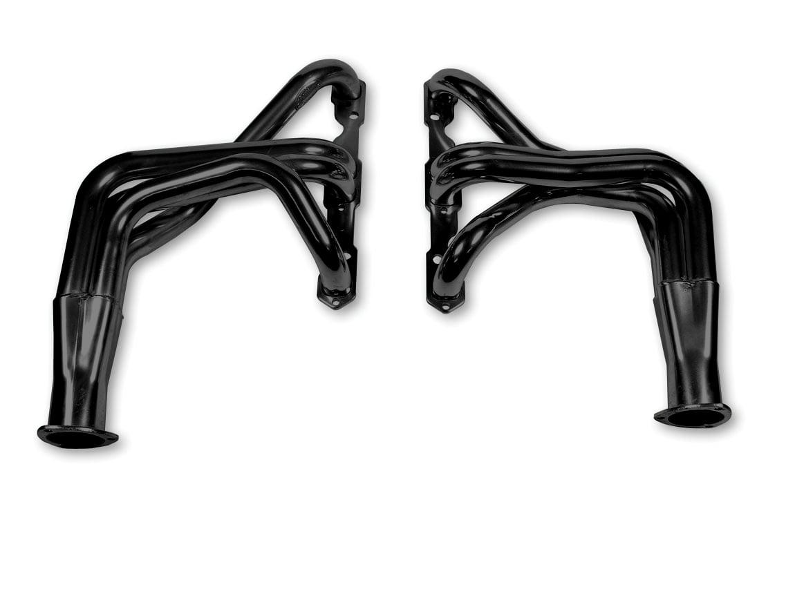 hooker 2134-3hkr hooker super competition long tube header - black