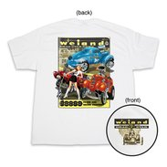 Weiand Drag Star Tee-White