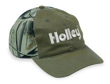 Holley Green & Camouflage Cap
