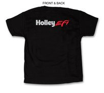 Holley EFI Black T-Shirt