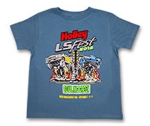 2018 Holley LS Fest East Drag Racing Youth T-Shirt