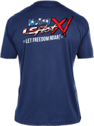 LS Fest 2020 Let Freedom Roar Performance Tee